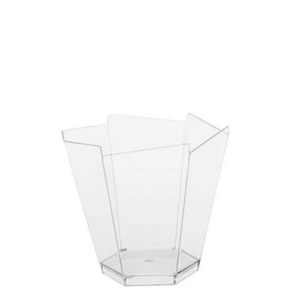 Crystal Hexagonal Mini CUP