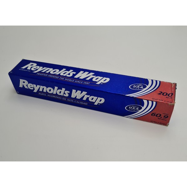 Reynolds Aluminium Foil - 200 sq ft