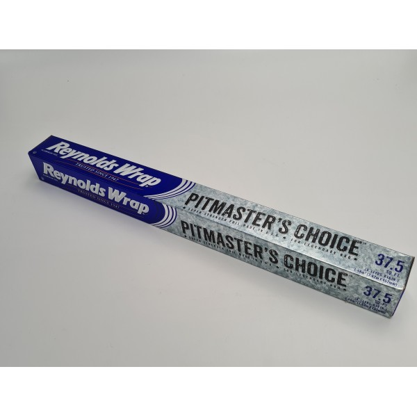 Reynolds Aluminium Foil - Pitmaster's Choice  - 37.5 sq ft